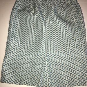 Ann Taylor knee length skirt